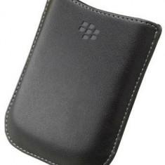 Husa Blackberry HDW-19815 neagra pentru telefon Blackberry Storm 9500 - Husa Telefon