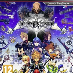 Kingdom Hearts Hd 2.5 Remix Ps3 - Jocuri PS3 Square Enix