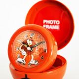 Ceas de masa cu poza pentru copii-Minge baschet - Produs Nou - LICHIDARE DE STOC