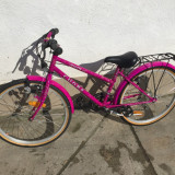 Bicicleta Dama, 17 inch, 24 inch, Numar viteze: 18 - 13 Bicicleta treisfert Cuore second-hand, Germania R24