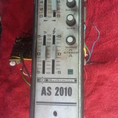 AMPLIFICATOR ELECTRONICA AS 2010, PENTRU PIESE . - Amplificator audio