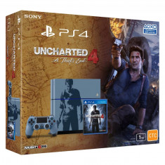 PS4 Sigilat Uncharted 4 Bundle - PlayStation 4 Sony