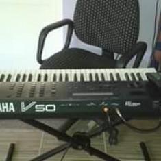 Orga yamaha v50 cu tobosar boss dr660