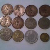 Lot monede straine 12 buc. - vezi descriere, Europa