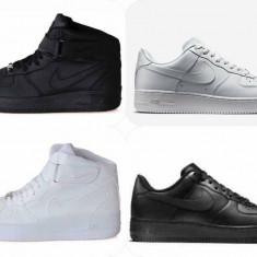 Ghete Nike Air Force 1 - Ghete barbati Nike, Marime: 40, Culoare: Alta