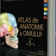 Atlas Anatomie Netter 5 - a in Romana - NOU