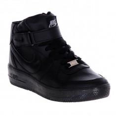 Ghete Nike Dama Air Force 1 negru - Ghete dama Nike, Marime: 36, 37, 38, 39, 40, 41, Culoare: Din imagine, Piele sintetica