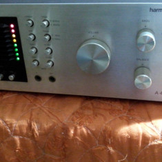 VINTAGE STATIE AMPLIPLIFICATOR AUDIO HARMAN KARDON A402 - Amplificator audio Harman Kardon, 41-80W