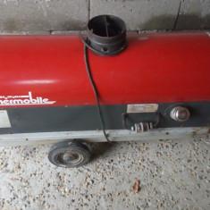 Tun de căldură industrial - Aeroterma