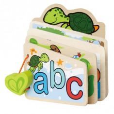 Hape Prima mea carticica ABC - Jocuri Litere si Cifre