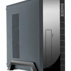 Carcasa Chieftec Uni Series UE-02B, mini Tower, neagra, fara sursa - Carcasa PC