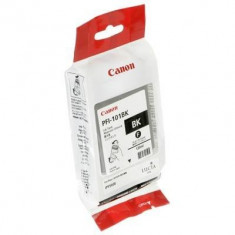 Canon Pigment Ink Tank Canon PFI-101BK - Photo Black, iPF5000, 130ml - Cerneala imprimanta