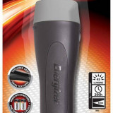 Energizer Lanterna 7638900398304, ENERGIZER, led Grip + 2 baterii tip D, negru