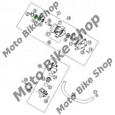 MBS Semering pompa apa KTM 620 LC4/EXC/SX 640 LC4/Duke 15X24X7 A-DUO, Cod Produs: 760152472KT - Simering pompa apa Moto