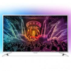 Televizor LED Philips 65PUS6521/12, 65 inch, 3840x2160 px, 4 K UltraHD, Ultra Slim, Android 5.1 (Lollipop)