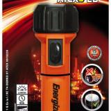 Energizer Lanterna 7638900289091, ENERGIZER Mine Atex Led 2D, portocaliu