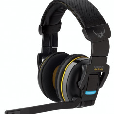 Casti Corsair Gaming H2100 Wireless, 7.1, cu microfon, gri - Casti PC