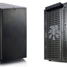 Carcasa Fractal Design Define S, Middle Tower, neagra, fara sursa - Carcasa PC