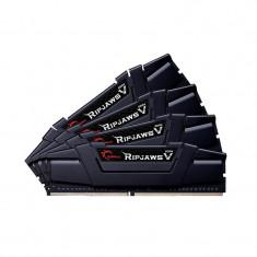 Memorie G.Skill Ripjaws V, DDR4, 4 x 16 GB, 3000 MHz, CL14, kit - Memorie RAM