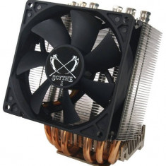 Scythe Cooler CPU Scythe Katana 3 - Al + Cu, 6 heatpipes, AMD - Cooler PC