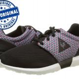 Adidasi dama Le Coq Sportif Dynacomf Geo Jacquard - adidasi originali - panza, Marime: 38, Culoare: Din imagine, Textil