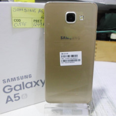 Samsung galaxy a5(lm1) - Telefon Samsung, Auriu, Neblocat, Single SIM