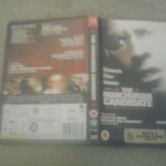 The Mancurian candidate - DVD - Film drama, Engleza