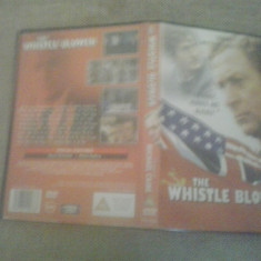 The Whistle Blower - DVD - Film actiune, Engleza