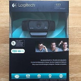Webcam HD Logitech c920