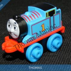 Fisher Price - Thomas and Friends Minis - trenulet jucarie THOMAS - Trenulet de jucarie Fisher Price, Metal, Unisex