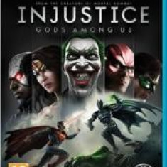Injustice Gods Among Us Nintendo Wii U - Jocuri WII U