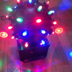 Glob led power disco jocuri de lumini, Nou - Lumini club