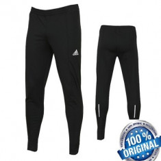 PANTALONI ORIGINALI TRENING 100% ADIDAS Seq Climaheat Track Pants slim -S- - Pantaloni barbati, Marime: S, Culoare: Din imagine