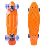 Penny board WORKER Sturgy 22'' cu roti iluminate - Skateboard