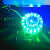Disc led  efecte jocuri lumini NOU