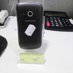 Samsung gt-s6500d(lm1) - Telefon mobil Samsung Galaxy Mini 2, Negru, Orange