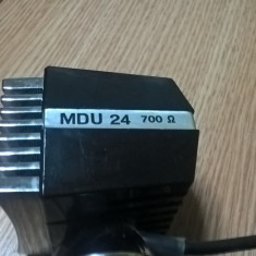 Microfon Altele Unitra Tonsil MDU 24, NETESTAT