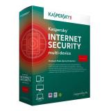 Antivirus Kaspersky Internet Security Multi-Device 3 devices 1 an