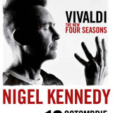 2 Bilete concertul Nigel Kennedy 16.10.2016 Bucuresti