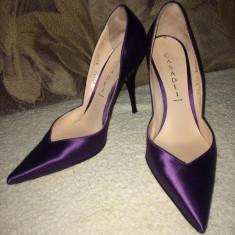 Pantofi Casadei - Pantof dama Casadei, Marime: 37.5, Culoare: Mov