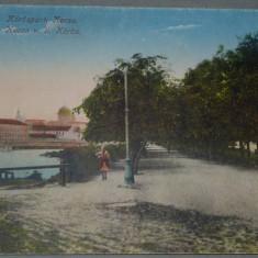 ORADEA (Nagyvarad) - Centru pietonal corso (Korospati Korso) - 1917 - Carte Postala Crisana 1904-1918, Necirculata, Fotografie