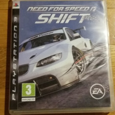 PS3 Need for speed Shift - joc original by WADDER - Jocuri PS3 Electronic Arts, Curse auto-moto, 3+, Single player