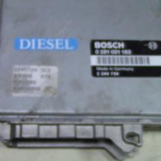 ECU BMW 0 281 001 183 BOSCH - ECU auto