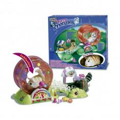 Fur real friends - Pisicuta de plus cu teren de joaca - Jucarii plus Hasbro