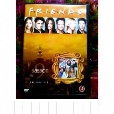 Prietenii tai/ FRIENDS, serial de comedie, pe DVD - Film comedie Altele, Engleza