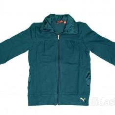 Bluza Puma Sweat Jacket AH50373402 - Bluza dama Puma, Marime: XS, S, M, L, XL
