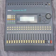 Yamaha Programmable Mixer 01 - Mixere DJ Altele