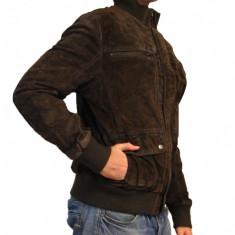 Geaca de PIELE Tom Tailor - Geaca barbati Tom Tailor, Marime: L, XL