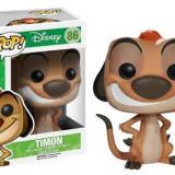 Figurina Disney The Lion King Timon Pop! Movies - Figurina Desene animate