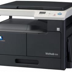 Copiator, imprimanta laser A3 Konica Minolta Bizhub 164 - Copiator alb negru